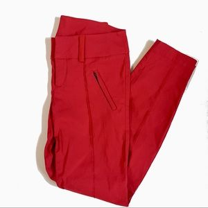 NEW Red Trouser Pants